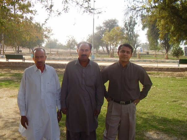 Tariq at Larkana