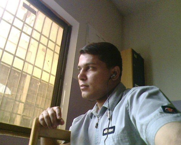 Tariq at HCS