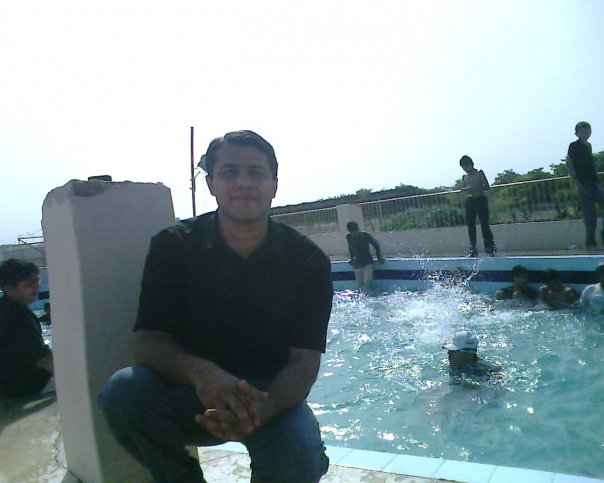 Tariq at Firpo Farm House Karachi