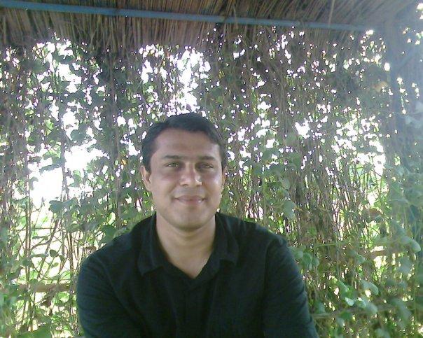Tariq at Firpo Farm House Karachi